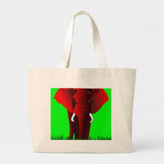 Elephant Canvas Bags