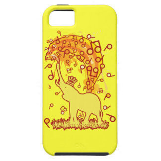 Elephant_Bathing Case For The iPhone 5
