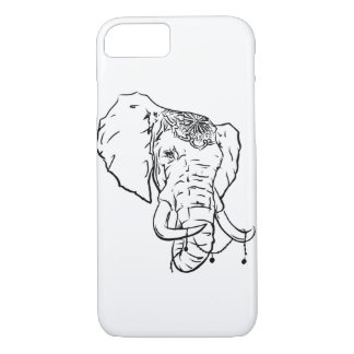 Elephant Bohemian Phone Case