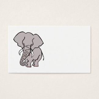 ELEPHANT - Business cards