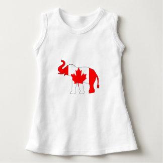 Elephant Canada Dress