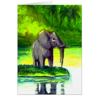 Elephant - Card