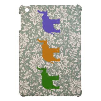 Elephant Colourful Abstract Case For The iPad Mini