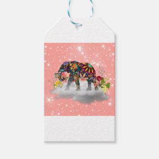 Elephant commands it gift tags