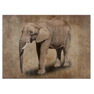ELEPHANT CUTTING BOARD