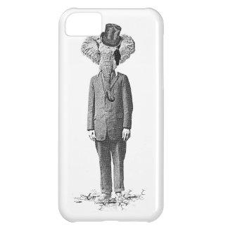Elephant dandy iPhone 5C case