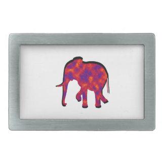 Elephant Daze Belt Buckle