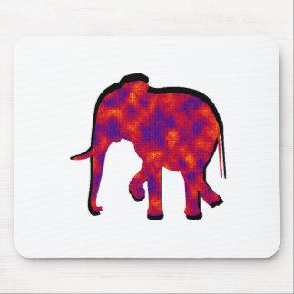 Elephant Daze Mouse Pad