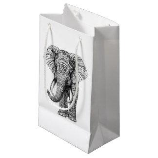 Elephant Design Gift Bags
