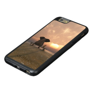 Elephant & Dog Friends OtterBox iPhone 6 Plus Case