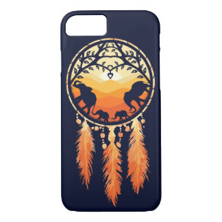 Elephant Dream Catcher phone case