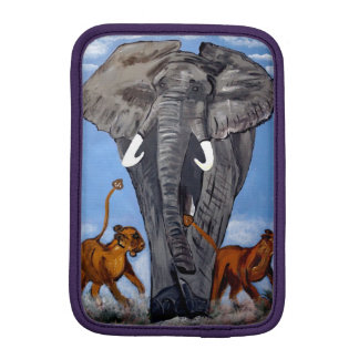 ELEPHANT  DUMBO iPad MINI SLEEVE