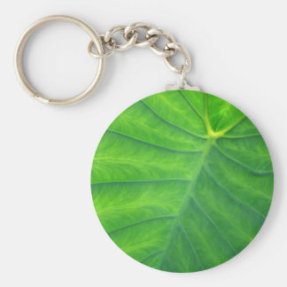 Elephant Ears - Colocasia Key Ring