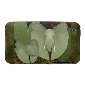 Elephant Ears iPhone 3G/3GS Case (Fantasy) iPhone 3 Covers