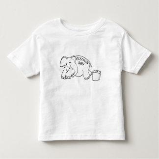 Elephant & Election Day - Tshirt