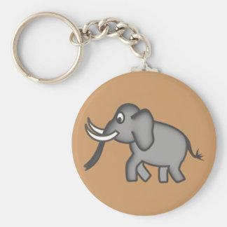 elephant elephant keychain