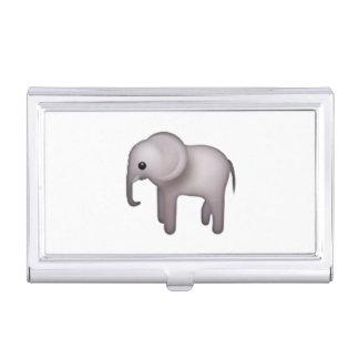 Elephant - Emoji Business Card Holder