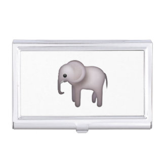 Elephant - Emoji Business Card Holders