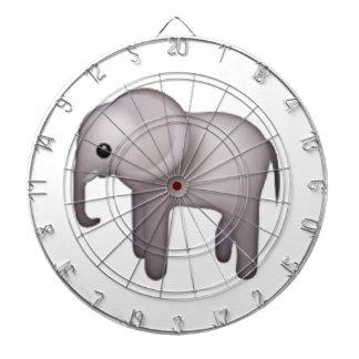Elephant - Emoji Dartboard
