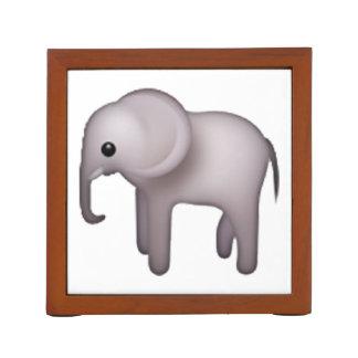 Elephant - Emoji Desk Organiser