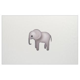 Elephant - Emoji Fabric