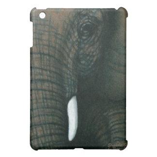 Elephant Face iPad Mini Cover