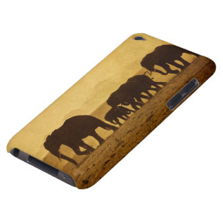 Elephant Family iPod Touch Cases