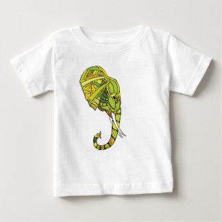 Elephant graphic design baby T-Shirt