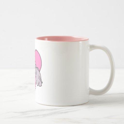 Elephant Heart Coffee Mug