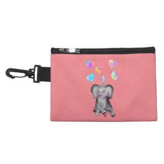 Elephant Hearts by The Happy Juul Company Accessory Bag