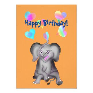 Elephant Hearts by The Happy Juul Company Card
