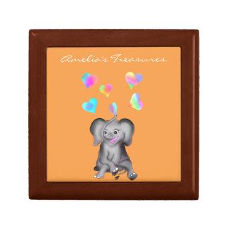 Elephant Hearts by The Happy Juul Company Gift Box