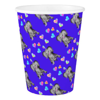 Elephant Hearts by The Happy Juul Company Paper Cup