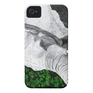 Elephant II iPhone 4 Covers