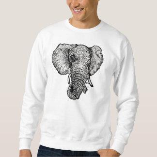 Elephant in the Room (Crew Neck) Sweatshirt