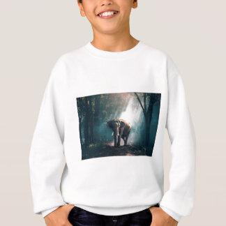 Elephant In The Savannah Sweatshirt
