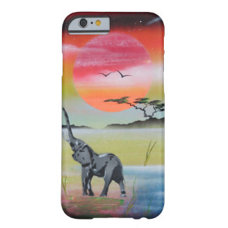 Elephant Iphone 6/6s case. Barely There iPhone 6 Case