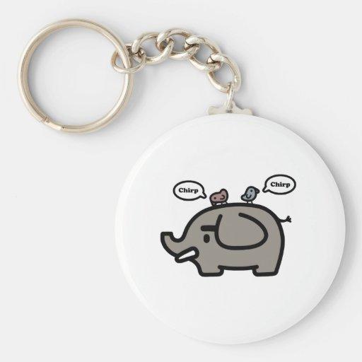 Elephant Key Chains