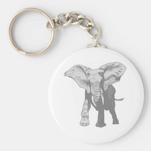 Elephant Keychains