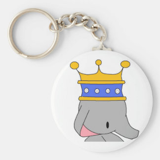 elephant king keychain