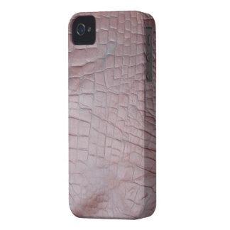 Elephant Leather-look Animal Skin iPhone 4 Case