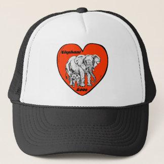 Elephant Love hat