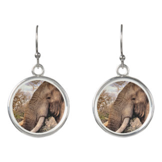 Elephant Lovers Earrings