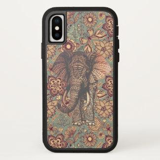 Elephant Mandala iPhone X Case