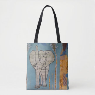 Elephant Music Bag