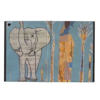 Elephant Music iPad Case