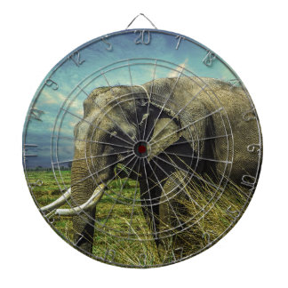 Elephant Nature Dartboard