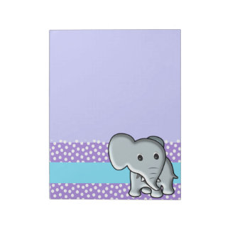 Elephant Notepad