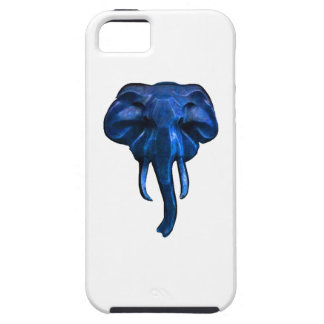 Elephant of courage case for the iPhone 5