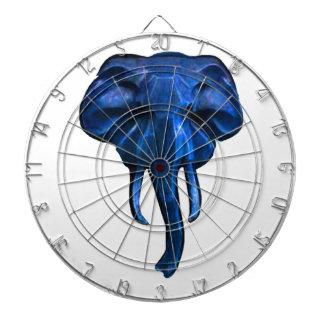 Elephant of courage dartboard